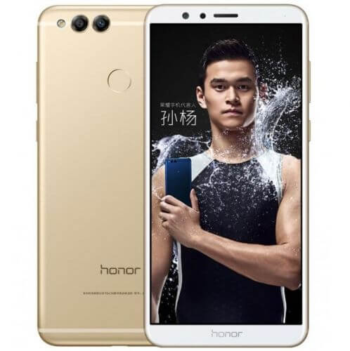 Huawei Honor 7X 32GB photos