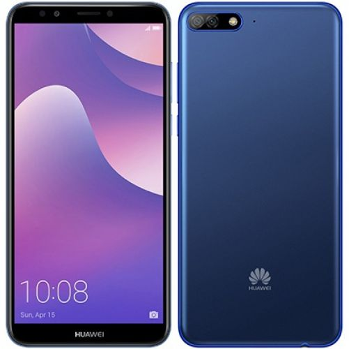 Huawei Y7 Pro 2018 photos