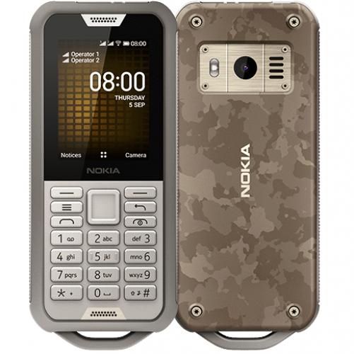 Nokia 800 Tough photos