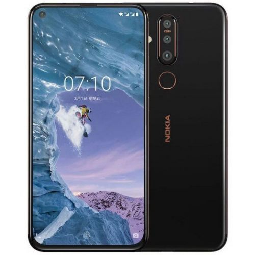 Nokia X71 photos